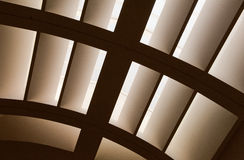 Abstract ceiling horizontal Royalty Free Stock Images