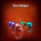 Abstract celebration background with color Christm Stock Photo
