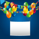Abstract celebration background Royalty Free Stock Images