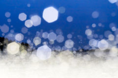 Abstract Celebratory Background Royalty Free Stock Photography