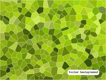 Abstract cell triangle background. Stock Photo