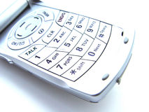 Abstract Cellular Phone Royalty Free Stock Image