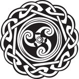Abstract Celtic design Stock Photo
