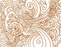 Abstract Chaos Background Stock Photography