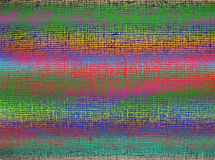 Abstract chaotic color grid background texture, Stock Images