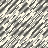 Abstract Chaotic Line Background. Seamless Rain Pattern Stock Images