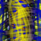 Abstract chaotic pattern Royalty Free Stock Image