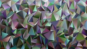 Abstract chaotic triangle pattern background  Stock Photos