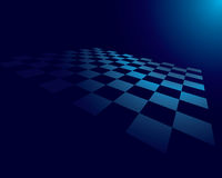 Abstract checked board Royalty Free Stock Image