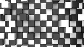 Abstract checker background Stock Images