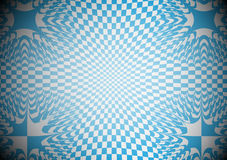 Abstract checkered background Stock Photo