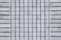 Abstract checkered background of the wooden planks. Plaid background. Abstract minimalistic pattern of lines. royalty free stock images
