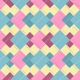 Abstract checkered pattern, vector  Stock Photo
