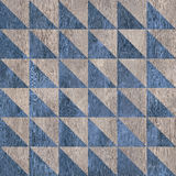 Abstract checkered pattern - seamless background - decorative pattern Royalty Free Stock Photography