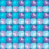 Abstract checkered pattern Stock Photography