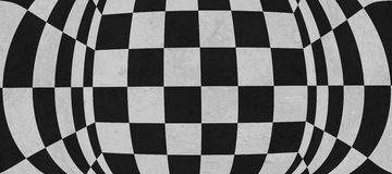 Abstract checkered texture Royalty Free Stock Image