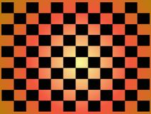 Abstract checkered tile Royalty Free Stock Images