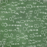 Abstract Chemical Background Royalty Free Stock Image