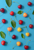 Abstract cherry  Royalty Free Stock Photo