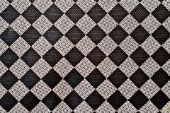 Abstract chess board Stock Image