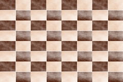 Abstract Chessboard Royalty Free Stock Photo