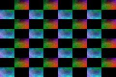 Abstract Chessboard vector illustration