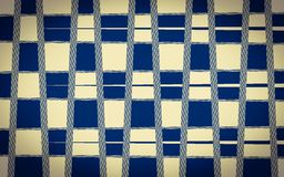 Abstract chessboard pattern Royalty Free Stock Images