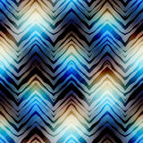 Abstract chevron geometric pattern Stock Images