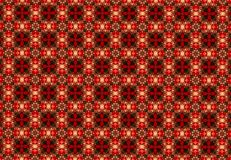 Abstract Chinese pattern wallpaper Royalty Free Stock Photos