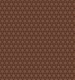 Abstract chocolate brown color pattern wallpaper Royalty Free Stock Images