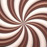 Abstract chocolate and cream background Stock Photo
