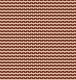 Abstract chocolate milk pattern wallpaper Stock Image