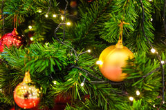 Abstract chrismas background Royalty Free Stock Photo