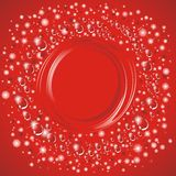 Abstract Christmas background. Royalty Free Stock Images
