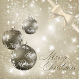 Abstract christmas background. Vector eps10 illustration Stock Images