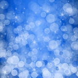 Abstract christmas background. Witch snow flakes Stock Images