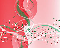 Free Abstract Christmas Background Stock Image - 3445391
