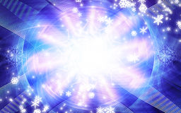 Abstract Christmas background. Picture of an Abstract Christmas background stock illustration