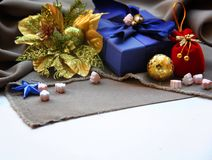 Abstract of Christmas Background royalty free stock image