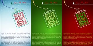 Abstract of Christmas Background. vector illustration