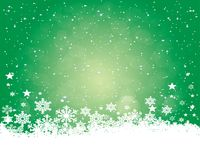 Abstract christmas background. Royalty Free Stock Photography