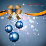 Abstract of Christmas Background. Stock Photography