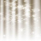 Abstract Christmas Background. With bokeh effect Royalty Free Stock Photography
