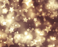 Abstract christmas background. With circles Stock Photos