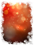 Abstract christmas background. EPS 10 Royalty Free Stock Image