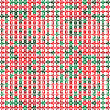 Abstract christmas background flower Stock Image