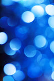 Abstract christmas background. Holiday colored lights Royalty Free Stock Photography