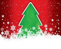 Abstract christmas background. Royalty Free Stock Image
