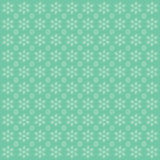 Abstract Christmas background with snowflakes. Vector image Stock Illustration