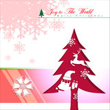 Abstract of Christmas Background. Stock Photos